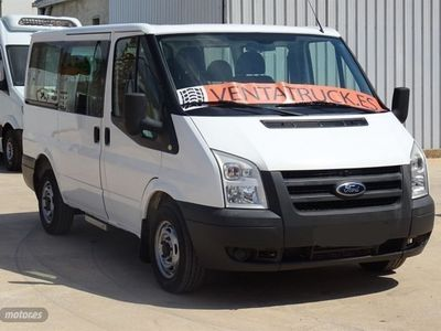 usado Ford 300 TransitM Kombi Estandard 100CV