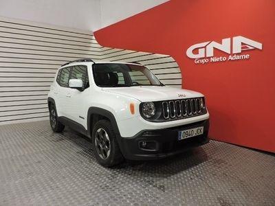 used Jeep Renegade 1.6 Mjet Longitude 4x2