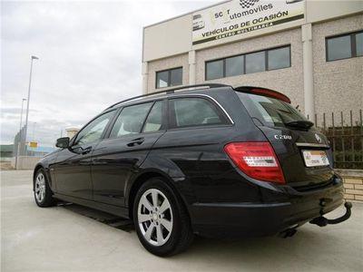 usado Mercedes C200 Estate CDI BE, NACIONAL, IMPECABLE !!!!!!!!!!!!!!