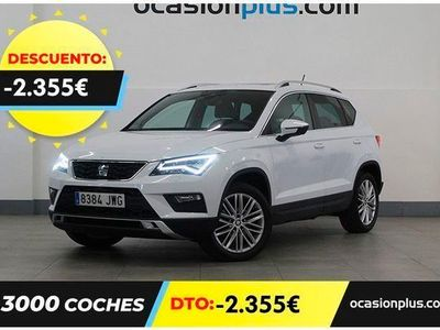 used Seat Ateca 2.0TDI CR S&S Xcellence 4Drive DSG7 190