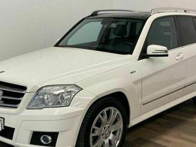 usado Mercedes GLK220 CDI 2WD BlueEFFICIENCY