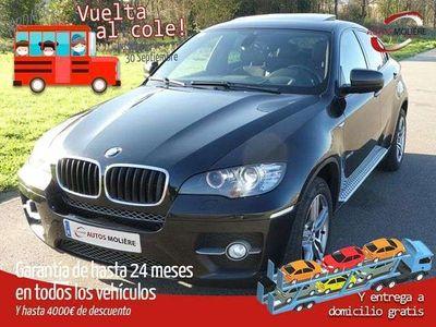 usado BMW X6 xDrive 35iA