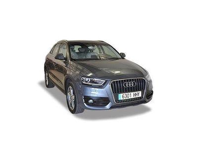 gebraucht Audi Q3 2.0TDI Ambition