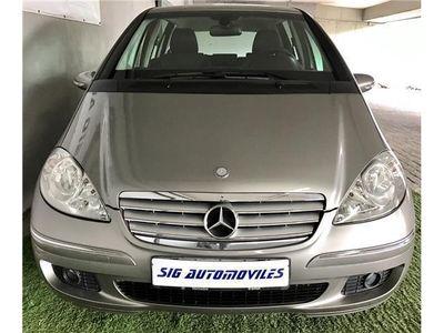 usado Mercedes A180 Clase ACdi Elegance 5p. -10