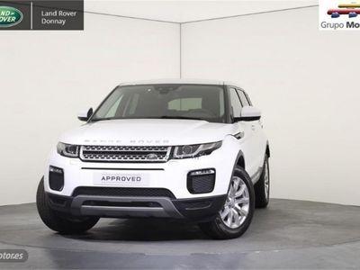 usado Land Rover Range Rover evoque 2.0L SD4 177kW 240CV 4x4 SE Auto