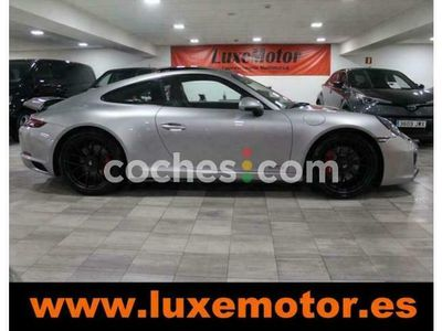 usado Porsche 911 Carrera 4 GTS Coupé Pdk 450 cv en Madrid