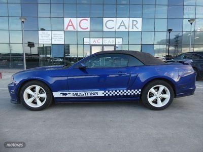 usado Ford Mustang GT Mustang 5.0 TiVCT V8 418cv A.Conv.