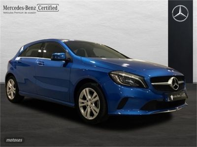 used Mercedes A180 Clase Ad