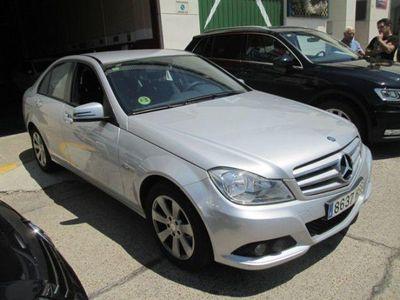 gebraucht Mercedes C220 CDI BE