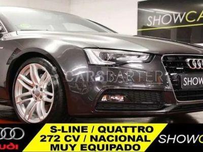 usado Audi A5 S line edition 3.0 TFSI quattro 200 kW (272 CV) S tronic 5p