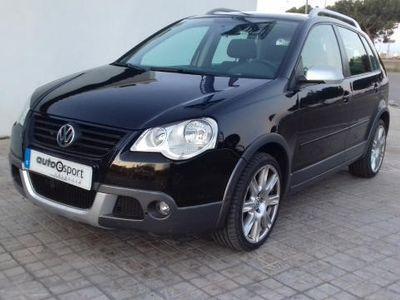 begagnad VW Polo Cross 1.4