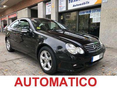 usado Mercedes C220 CDI Sportcoupé Sport Edition