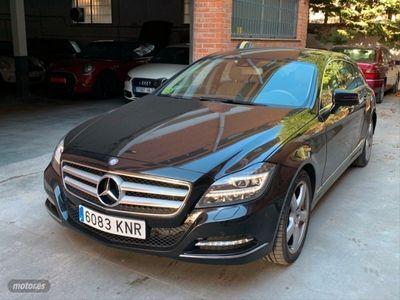 usado Mercedes CLS350 Shooting Brake 350CDI BE (9.75) Aut.