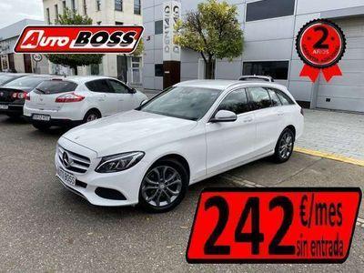 usado Mercedes C220 d Estate 7G Plus