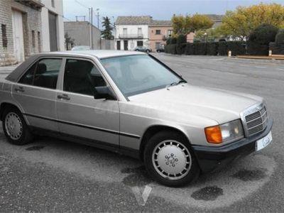 usado Mercedes 190 1902.3 4p. -92