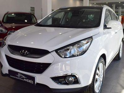 usado Hyundai ix35 2.0CRDI GLS Style Sky Nav Aut. 4x4