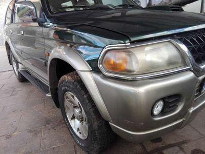 gebraucht Mitsubishi Montero Sport 2.5 TDi GLS Plus