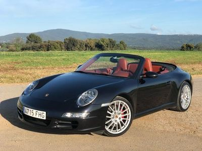 usado Porsche 911 Carrera S Cabriolet 355cv