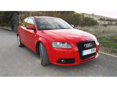 usado Audi A3 2.0TDI Attraction S-Tronic 170