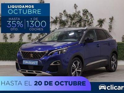 usado Peugeot 3008 1.5L BlueHDi 96kW (130CV) S&S GT Line
