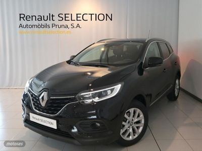usado Renault Kadjar Intens Blue dCi 85kW 115CV