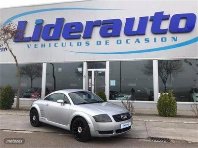 usado Audi TT 1.8T