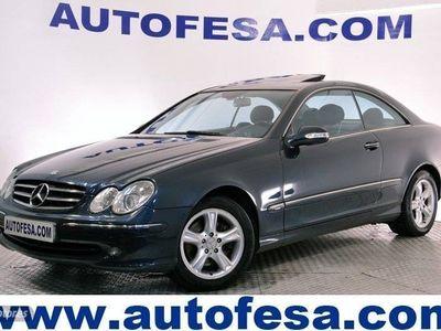 usado Mercedes 170 Clase CLK CDI Avantgarde Auto2p