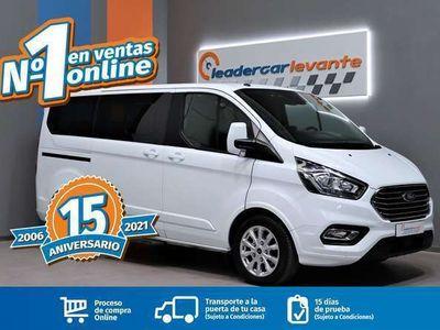 usado Ford Custom Tourneo2.0 TDCI 170cv L2 Titanium