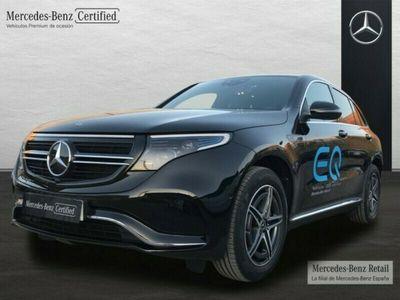 usado Mercedes EQC 400 4MATIC[0-801]