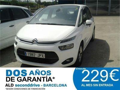 gebraucht Citroën C4 Picasso BlueHDi 120cv EAT6 Feel *229€/MES*
