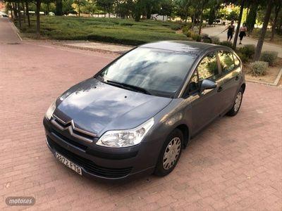 usado Citroën C4 1.6 16v Exclusive