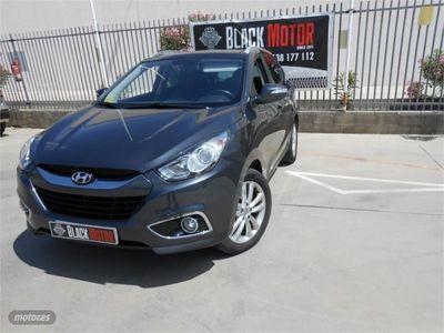 brugt Hyundai ix35 2.0 CRDi GLS Style Sky Aut. 184cv