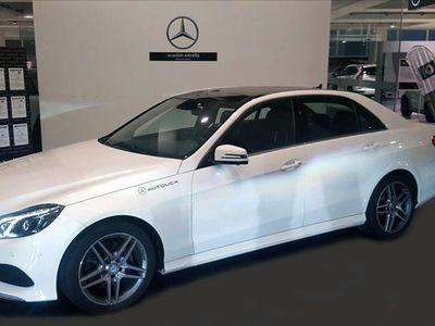 usado Mercedes E250 Avantgarde 9G Tronic
