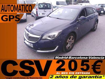 usado Opel Insignia Sports Tourer 2.0 CDTI Selective Auto 96 kW