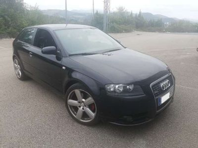 used Audi A3 2.0TDI Ambition S-Tronic 170