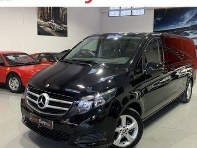 usado Mercedes V200 ClaseExtralargo Avantgarde