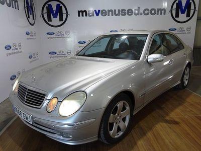 usado Mercedes 400 Clase E CLASECDI AVANTGARDE AUTO