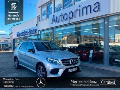 usado Mercedes GLE250 Clase GLEd 4MATIC