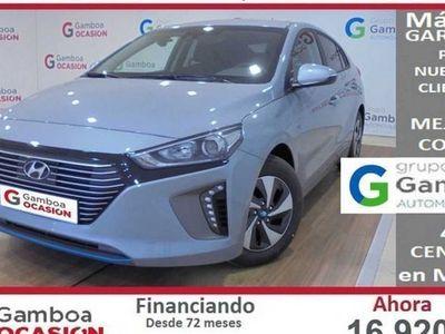 gebraucht Hyundai Ioniq HEV 1.6 GDI Klass Nav