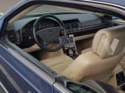 usado Mercedes 500 500SEC -93