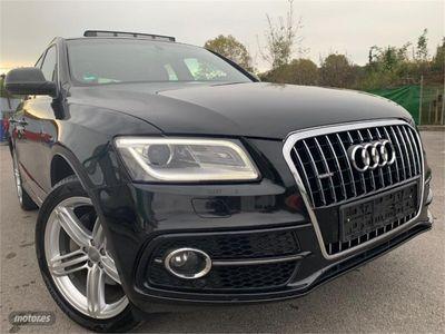 brugt Audi Q5 3.0 TDI clean diesel quat Stron Ambition