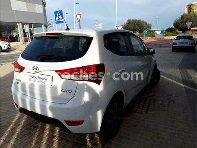 usado Hyundai ix20 Ix201.6 Mpi Bd Tecno Aut. 126 126 cv en Valencia