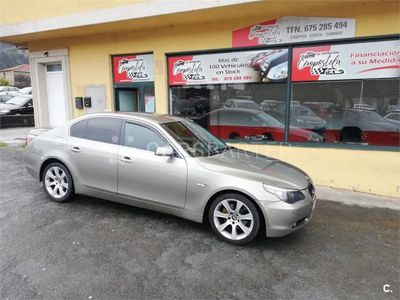 usado BMW 525 4p