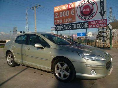 usado Peugeot 407 2.2 Sport Aut.