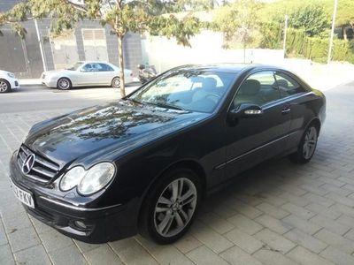 usado Mercedes CLK280