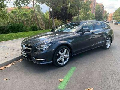 usado Mercedes CLS500 Shooting Brake BE 4M Aut.