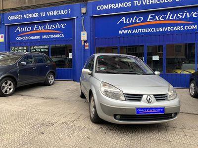brugt Renault Scénic II Confort Dynamique 1.5dCi105 EU4