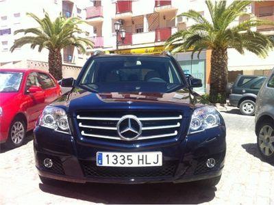 usado Mercedes GLK220 220CDI BE Limited Edition