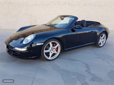 gebraucht Porsche 911 Carrera S Cabriolet 355cv