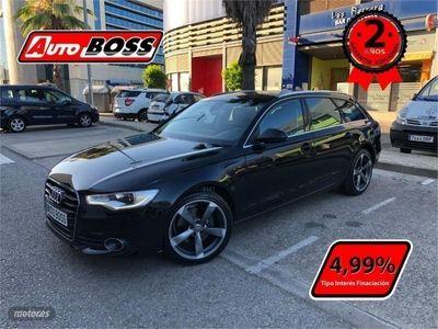 brugt Audi A6 Avant 2.0TDI S-Tronic 140kW